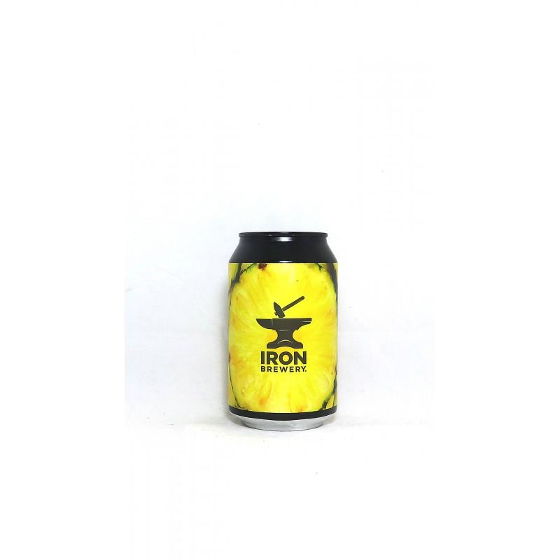 Brasserie Artisanale Iron vente en ligne double gose Ananas