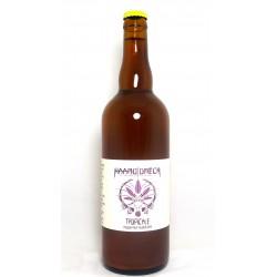 Bière Haarddrëch Tropicale Albinos passion fruit DIPA, vente en ligne