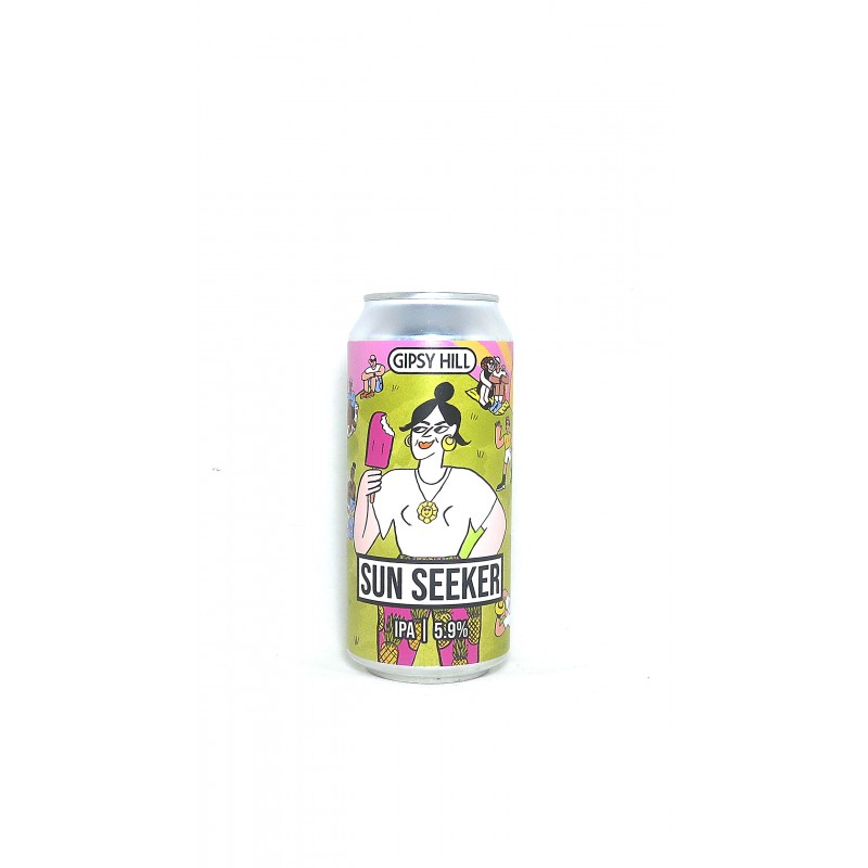 Livraison en France vente en ligne bière sunseeker brasserie anglaise gipsy hill