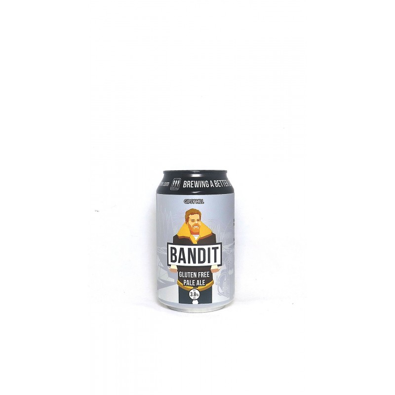 bière blonde pale ale sans gluten brasserie gipsy hill vente en ligne