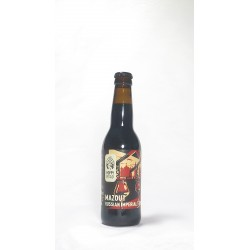 Hoppy Road - Mazout - 33cl